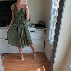 LOFT flowy dress!